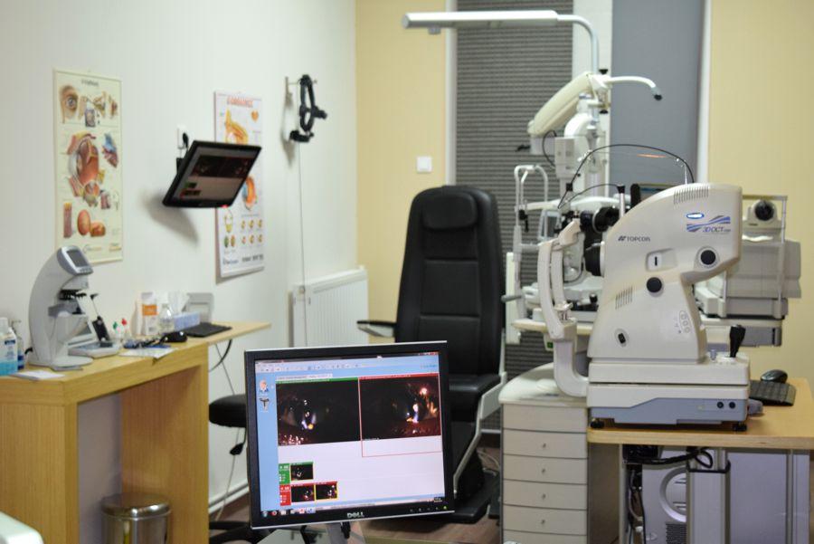 Ιατρείο Οφθαλμίατρου